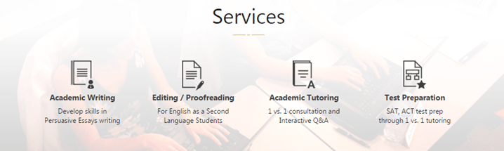 StudyFAQ Services