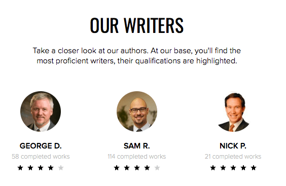 EssayBison Writers